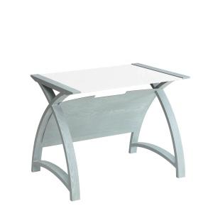 Poise 90cm Table-Laptop Desk in Grey Ash