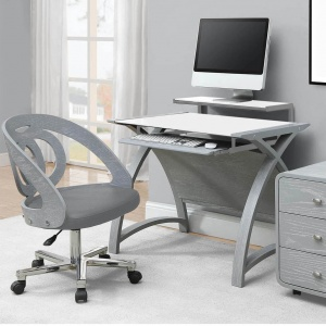 Poise Office Furniture in Grey