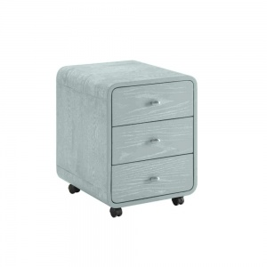 Poise Mobile Chest in Grey