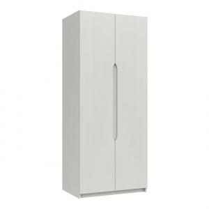 Somerton 2 Door Wardrobe in white gloss